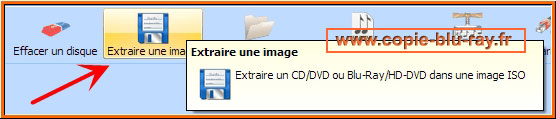 Extraire une image Blu-ray